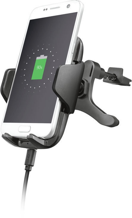 Trust Yudo Wireless Charging Car Phone Holder