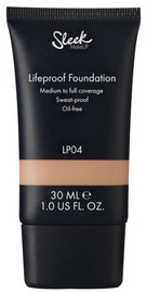 Sleek MakeUP Lifeproof Foundation 30ml LP04