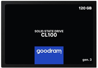 "Goodram CL100 120GB 2.5"" Gen 3 SATAIII"