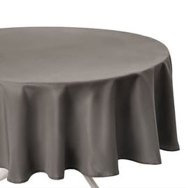 Atmosphera Tablecloth D180cm 103901C Brown