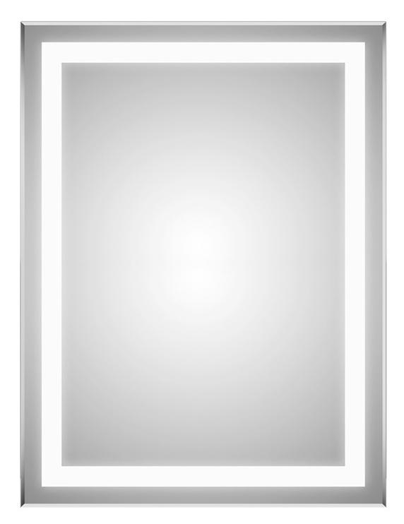 Peegel Masterjero Novito YJ-2268H, valgustusega, riputatav, 60x80 cm