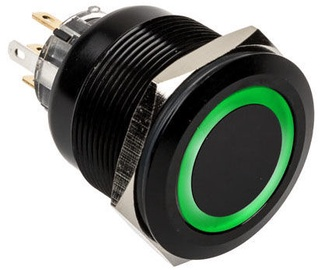 DimasTech Vandalism Switch Blackline Ring RGB 25mm