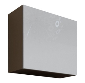 Cama Meble Vigo Square Cabinet Latte/White Gloss