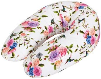 Ceba Baby Feeding Pillow Physio Multi Flora & Fauna Flores