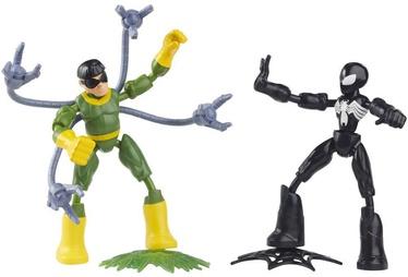 Hasbro Marvel Spiderman Bend And Flex Spiderman VS Doc Ock F0239