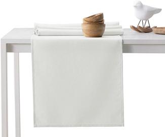 AmeliaHome Empire AH/HMD Tablecloth Set Cream 115x250/30x250 2pcs