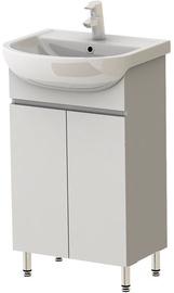 Juventa Monika 50 Cabinet Arteco 50 White