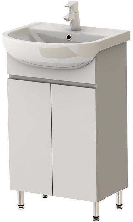 Шкаф для ванной Juventa Monika 50 Arteco 50 White