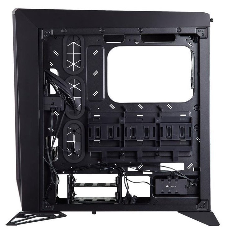 Corsair Mid-Tower Case Carbide Series Spec-Omega RGB