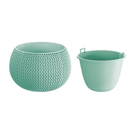 SN Splofy Flower Pot DKSP370-623U Green
