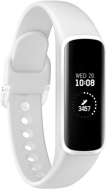Išmanioji apyrankė Samsung Fit E, balta