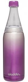 Aladdin Fresco Twist & Go Thermos Bottle 0.6l Purple