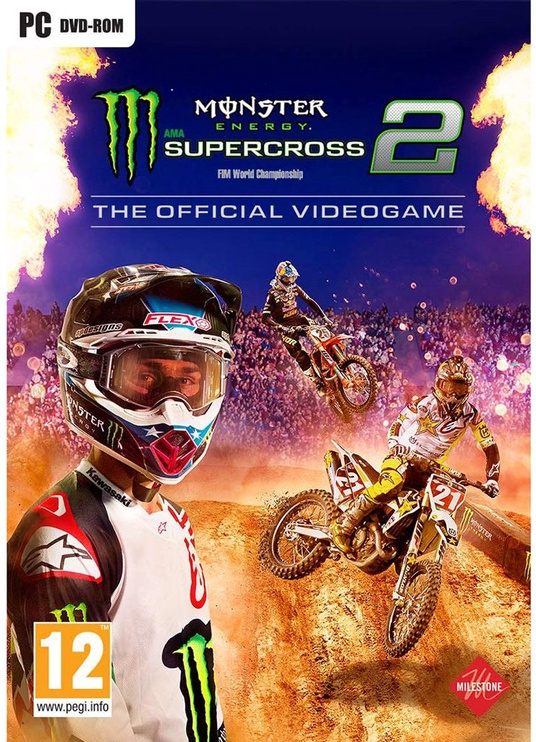 Monster Energy Supercross 2 PC