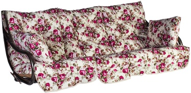 Home4you Roma Garden Pillow 56x108x10cm 3 Sections 622