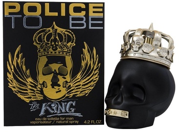Police To Be The King 40ml EDT