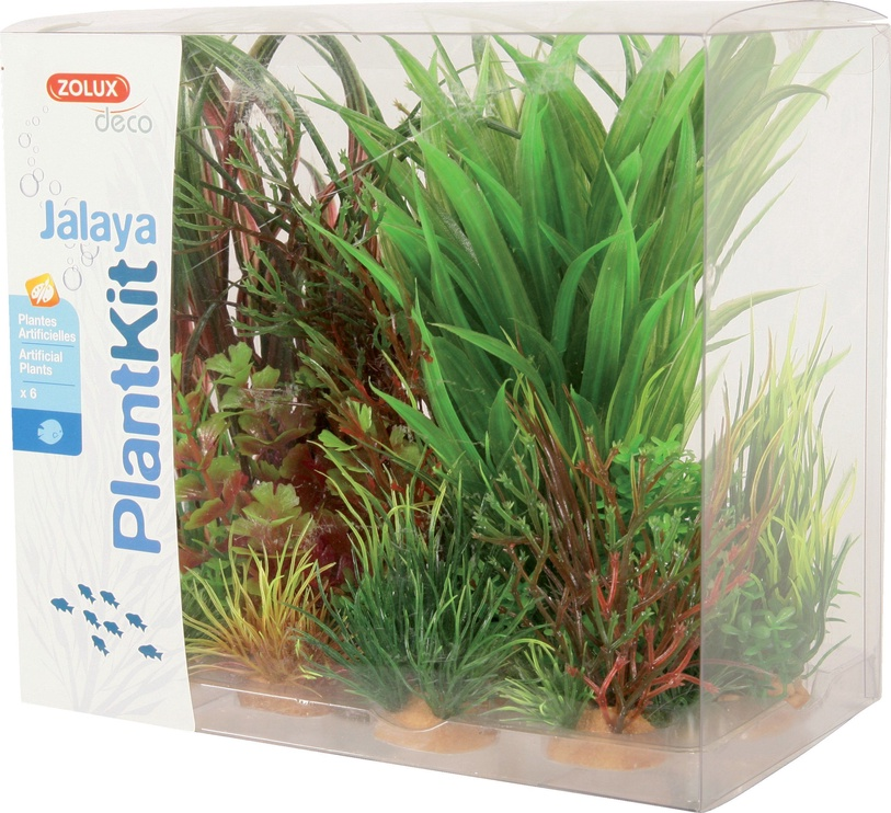 Zolux Decor Jalaya Plantkit Artificial Plants Nr3