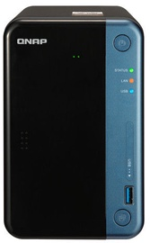 QNAP Systems TS-253Be-2G 2-Bay NAS 4TB
