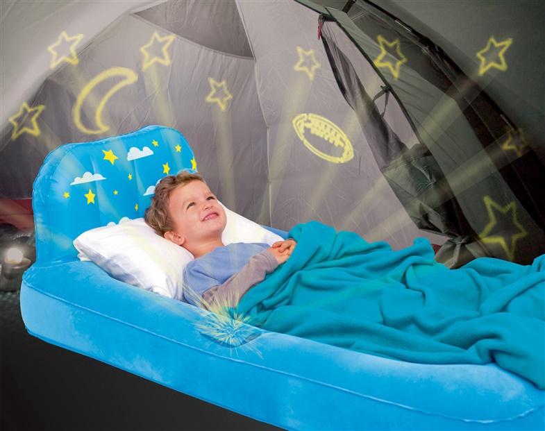 Madrats Bestway Dream Glimmers 132x76x45cm