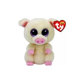 Pliušinis žaislas paršiukas TY Piggley TY37200, 15 cm