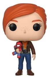 Funko Pop! Games Marvel's Spider-Man Mary Jane With Plush 396
