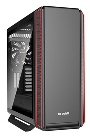Be quiet! PC Case Silent Base 801 Window Red
