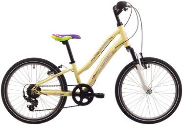 Vaikiškas dviratis Romet Cindy Alu 20 S Creamy 16