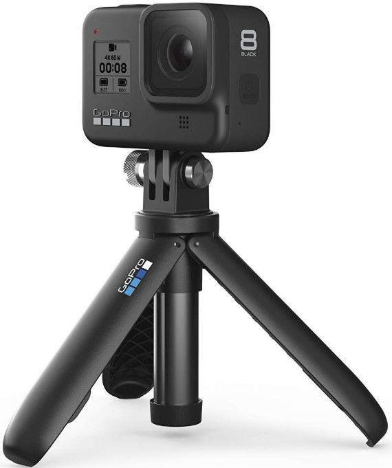 GoPro Hero8 Black Holiday Bundle 2019