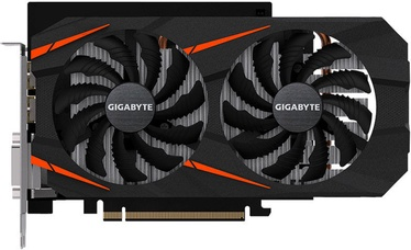 Gigabyte GeForce GTX 1060 Windforce 2X OC 6GB GDDR5X PCIE GV-N1060WF2OC-6GD 2.0