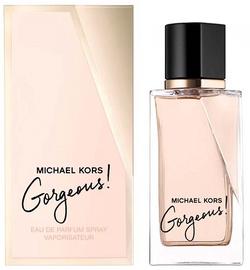 Parfüümvesi Michael Kors Gorgeous! EDP, 50 ml