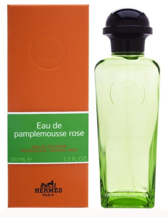 Kvepalai Hermes Eau de Pamplemousse Rose 100ml EDC Unisex
