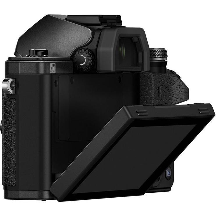 Olympus OM-D E-M10 Mark II Black + Olympus M.Zuiko Digital ED 14-42mm F3.5-5.6 II R