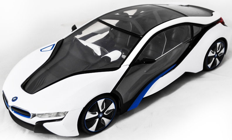 Rastar BMW I8 White