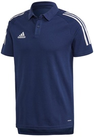 Adidas Mens Condivo 20 Polo Shirt ED9245 Navy XL