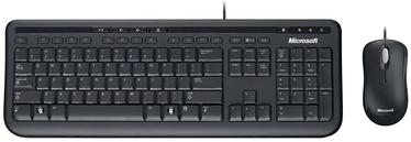 Microsoft Desktop 600 Wired Keyboard Qwerty Black
