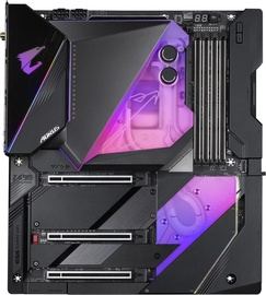 Mātesplate Gigabyte Z490 AORUS XTREME WATERFORCE
