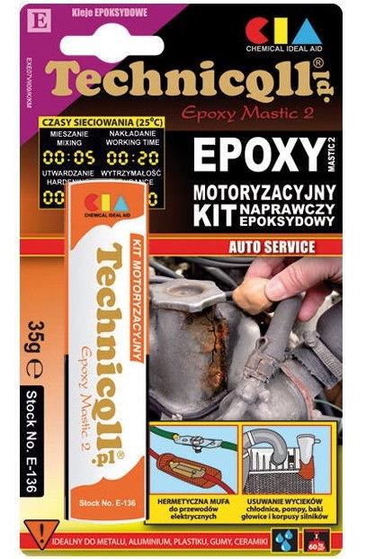 Technicqll Motor Epoxy Mastic 35g