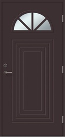 EXT. DOOR ANNIKA 4R 10X21 LEFT BROWN