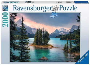 Ravensburger Puzzle Spirit Island Canada 2000pcs 16714