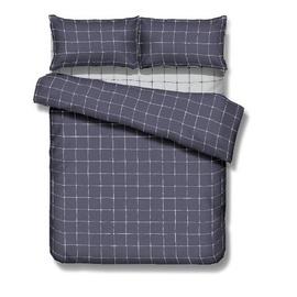 Domoletti WS11 Bedding Set 140x200cm Grey