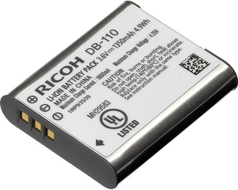 Ricoh DB-110 OTH Rechargeable Lithium-Ion Battery