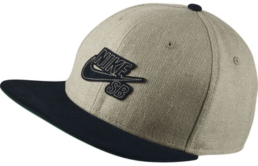 Nike Hat SB Raw Canvas Pro 821606-239 Unisex Brown