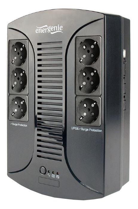 EnerGenie UPS EG-UPS-DT850U-01
