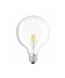 SPULDZE LED RETROFIT G125 4W/827 E27 CL (OSRAM)