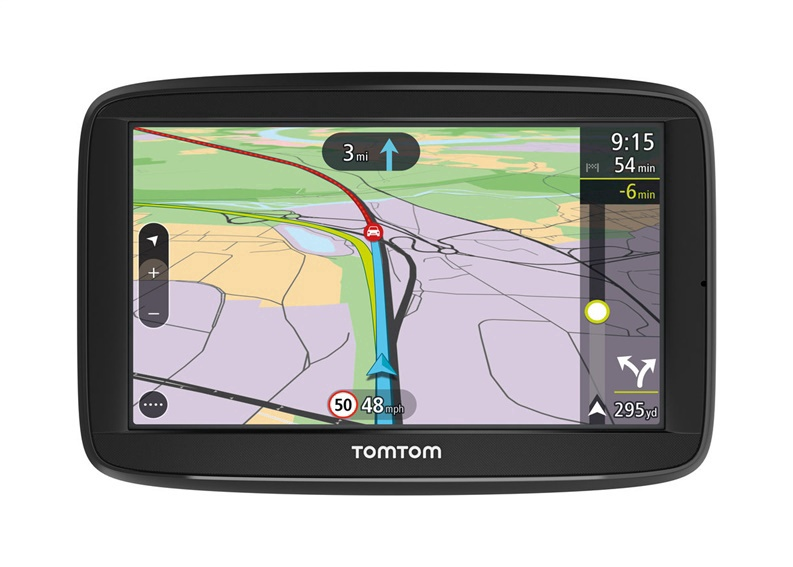 NAVISÜSTEEM TOMTOM SYS 6IN/VIA62
