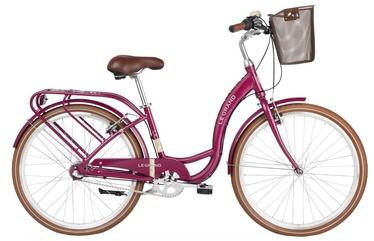 """Jalgratas LEGRAND Lille 3 17"""" 26"""" Pink 18"""