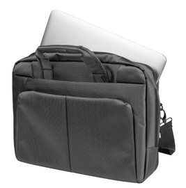 "Natec Gazelle Laptop Bag 15.6"" Graphite NTO-0812"