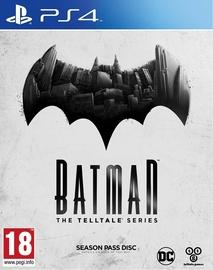 Batman: The Telltale Series Season Pass Disc PS4