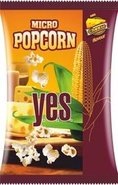 Spraginti kukurūzai Yes Popcorn 90g sūrio skonio