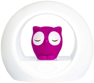 Zazu Nightlight Lou The Owl Pink