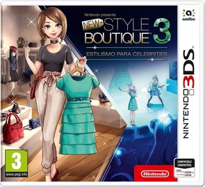 New Style Boutique 3 - Styling Star 3DS